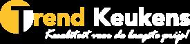 Logo Trendkeukens Wit